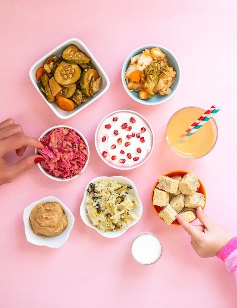 Probiotic Foods for Kids from Weelicious.com