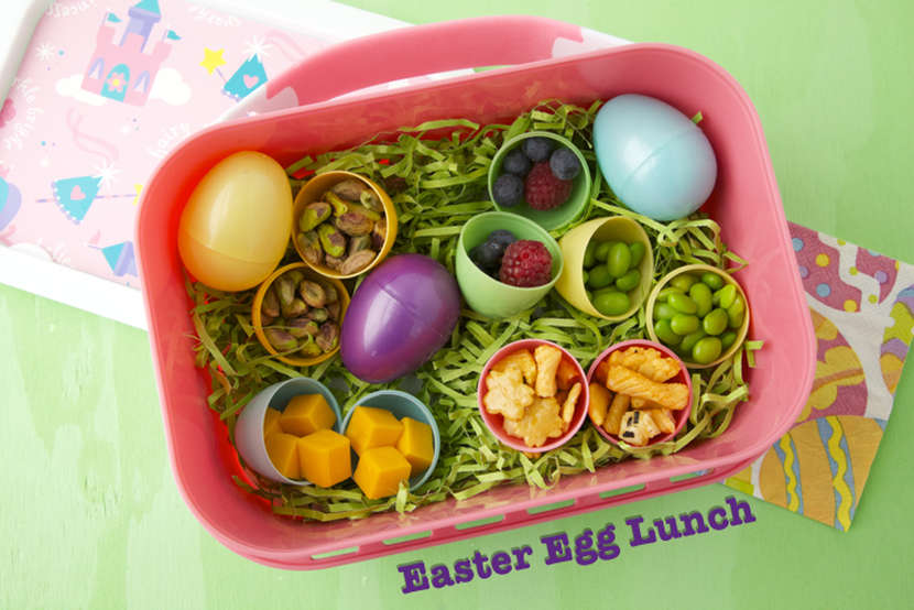 Easter Egg Lunch