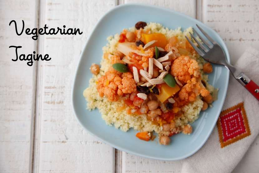 Vegetarian Tagine from Weelicious