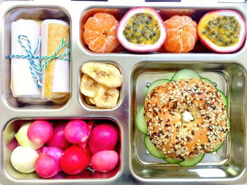 Healthy School Lunch Principles video from Weelicious
