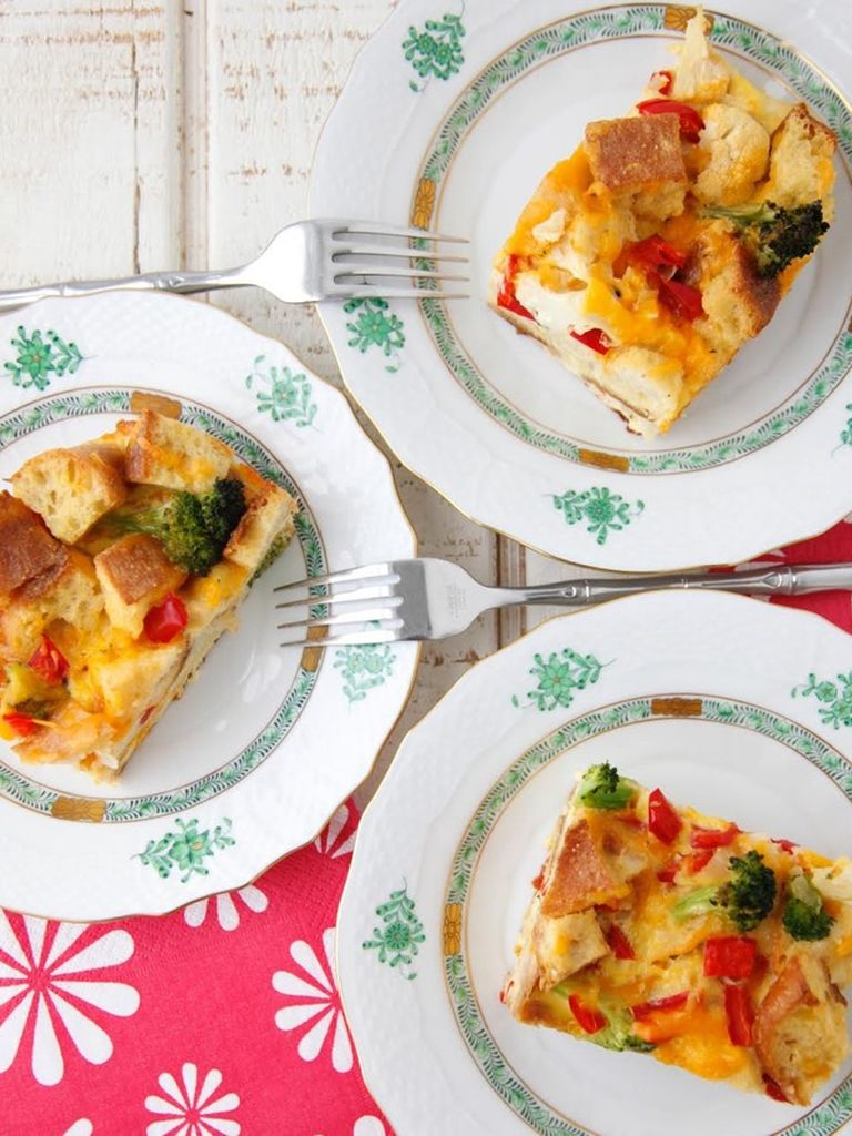 Desperation Dinners: Mexican Breakfast for Dinner images