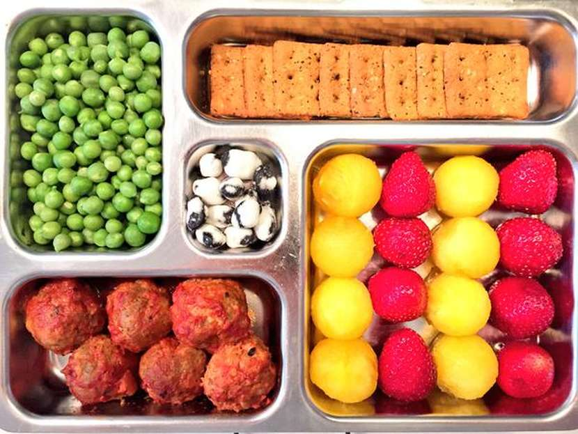 School Lunch Inspiration from Weelicious.com