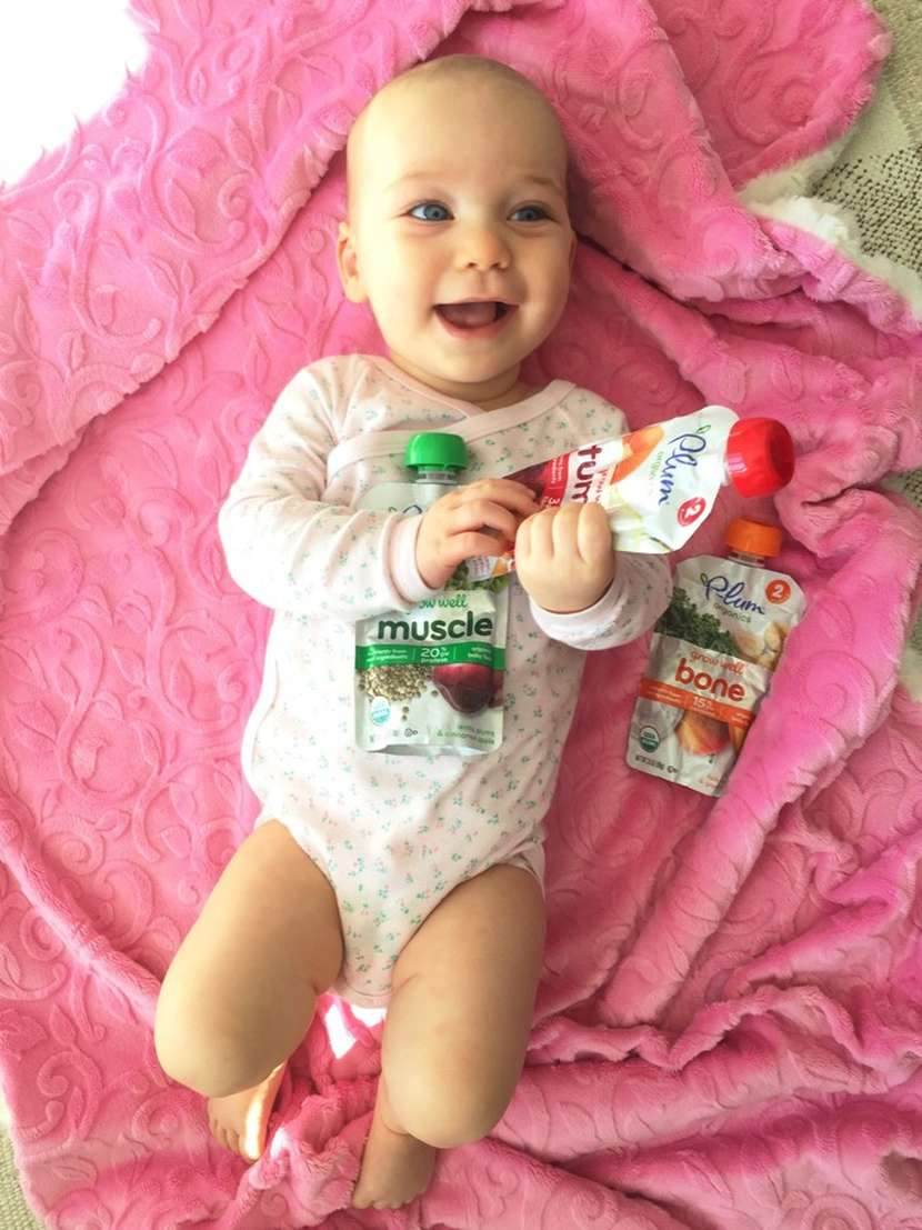 5 First Year Feeding Tips from weelicious.com