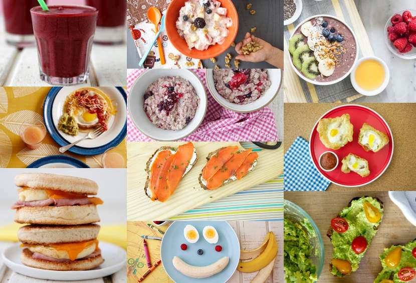 10 Easy Back To School Breakfasts Weelicious