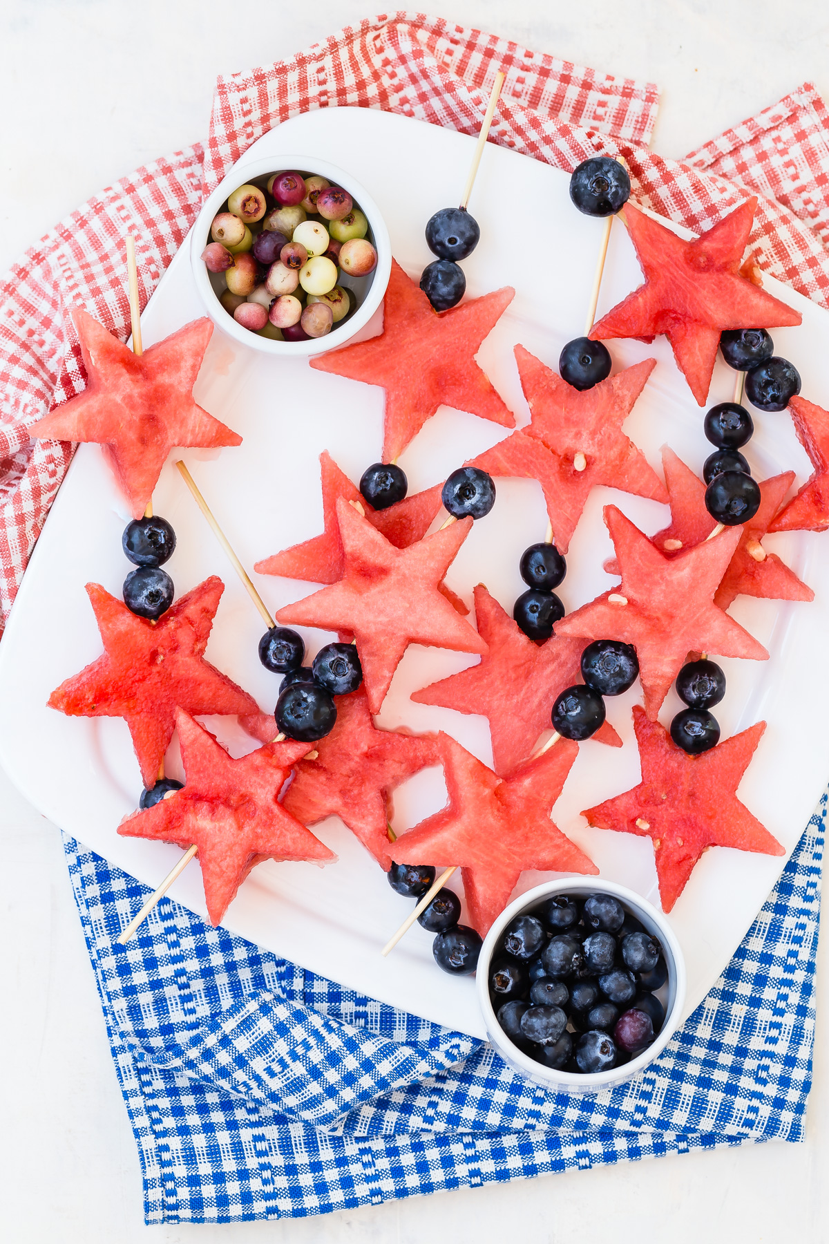 Abracadabra, Make Fruit Disappear! Thatu0027s Exactly What Happened The Day I  Made These Independence Day Inspired Treats For The Kids, Turning A Big  Dinner I ...