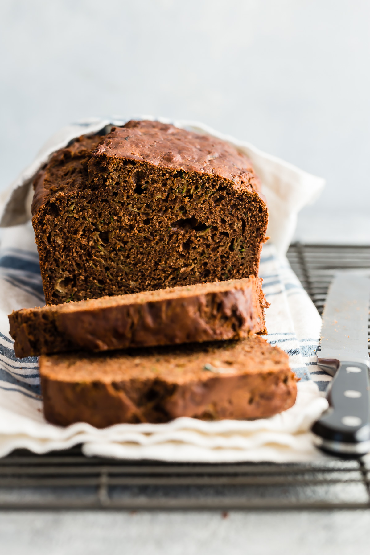 Chocolate zucchini bread weelicious forumfinder Image collections