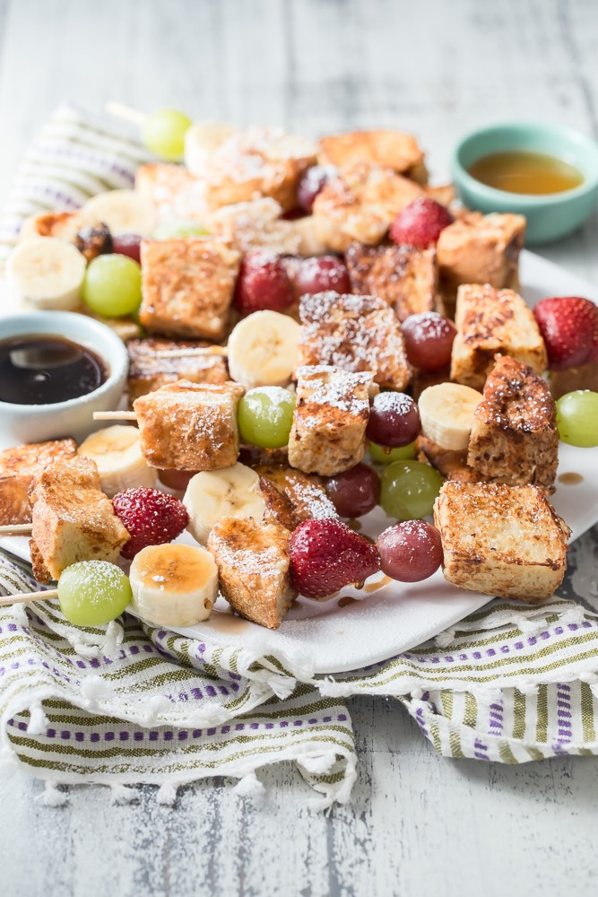 French Toast on a Stick from Weelicious.com