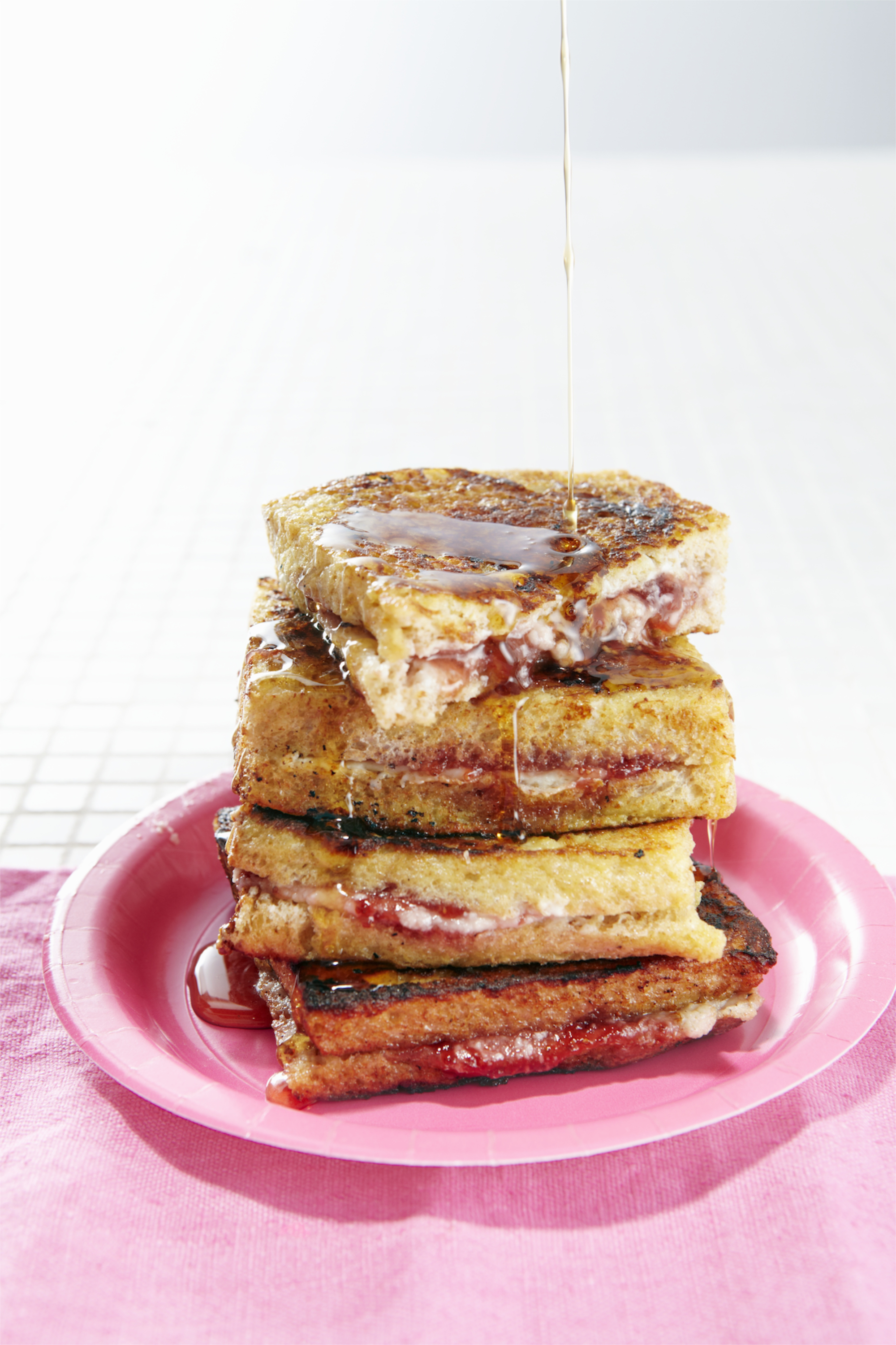 Stuffed French Toast from weelicious.com