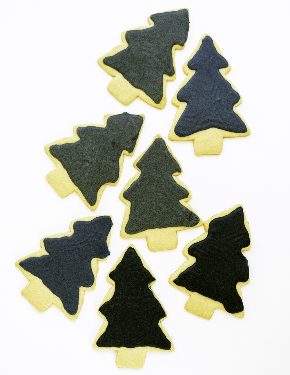 Sugar Cookie Trees Weelicious