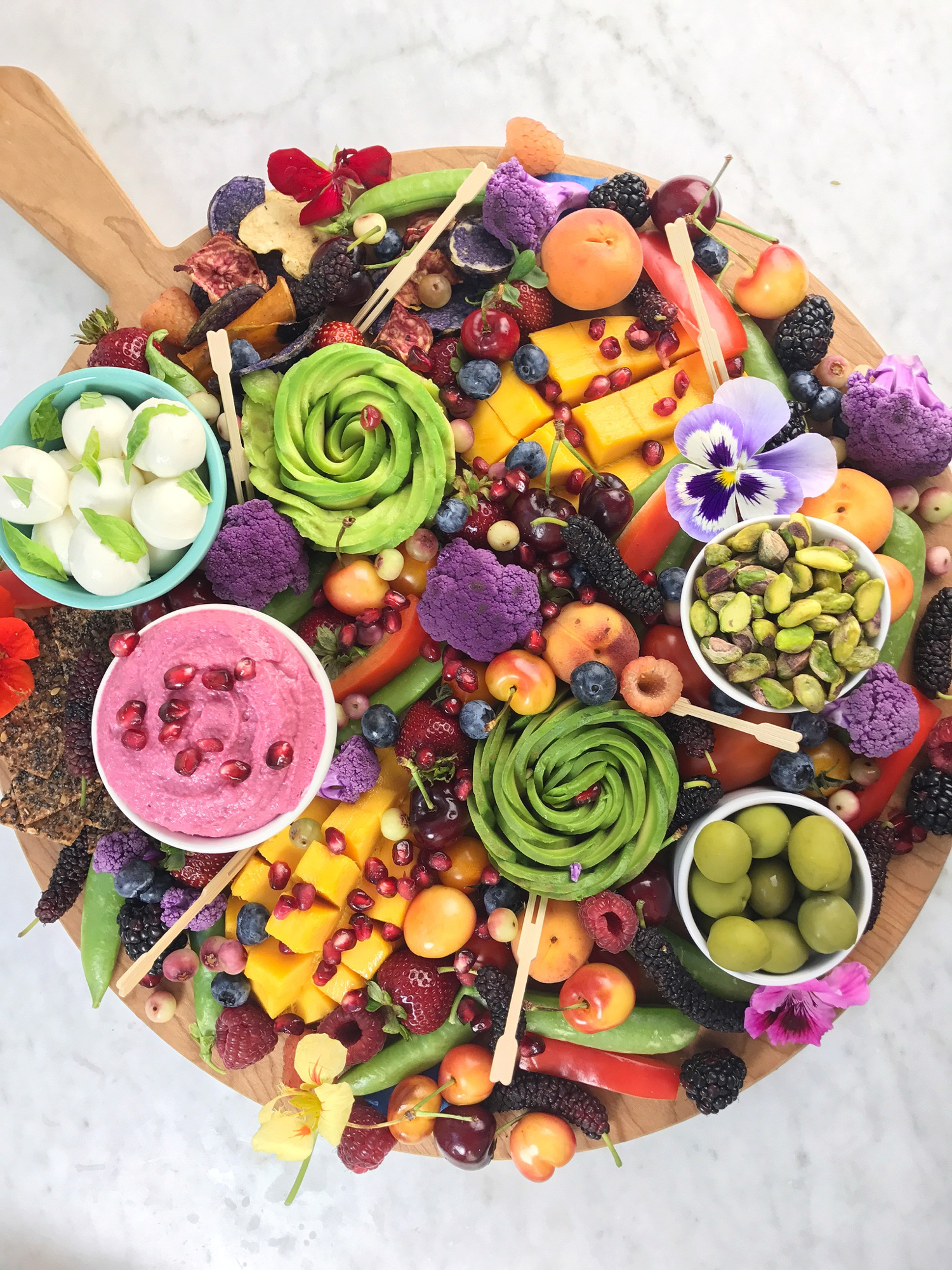 Ultimate Snack Platters from Weelicious.com