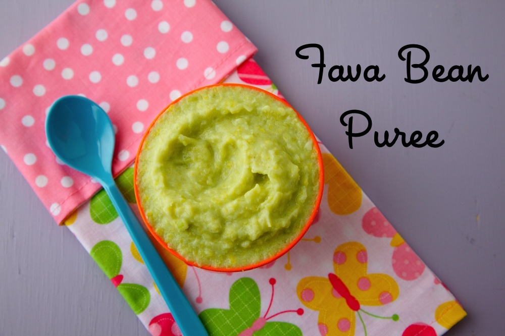 Fava Bean Puree