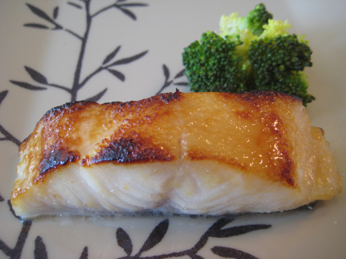 Miso marinated fish weelicious for Best fish marinade