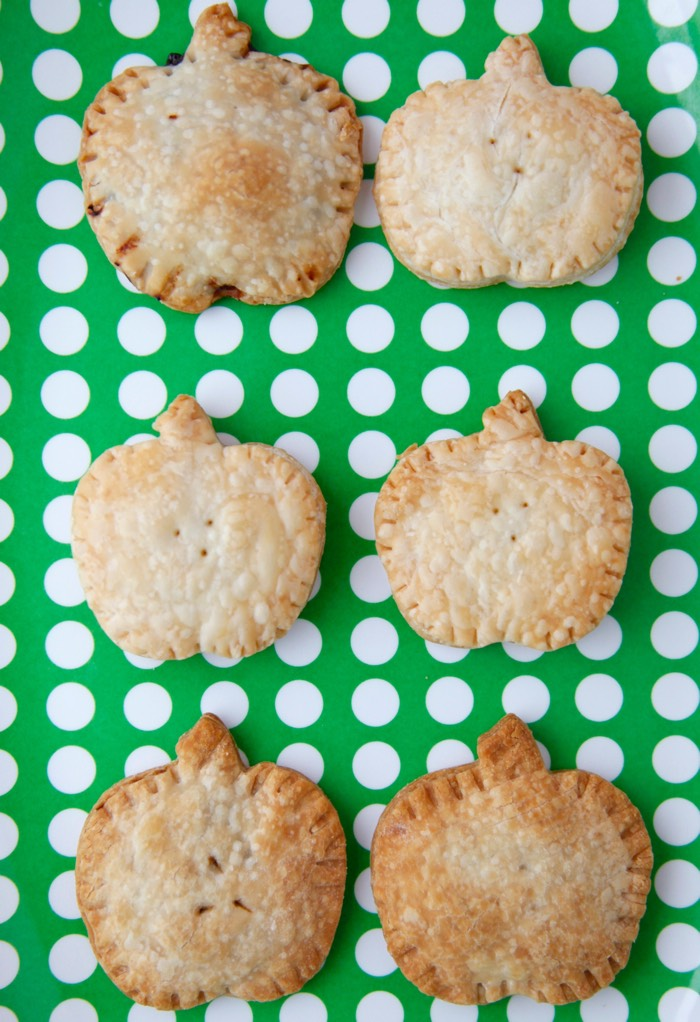 Apple Butter Turnovers from Weelicious