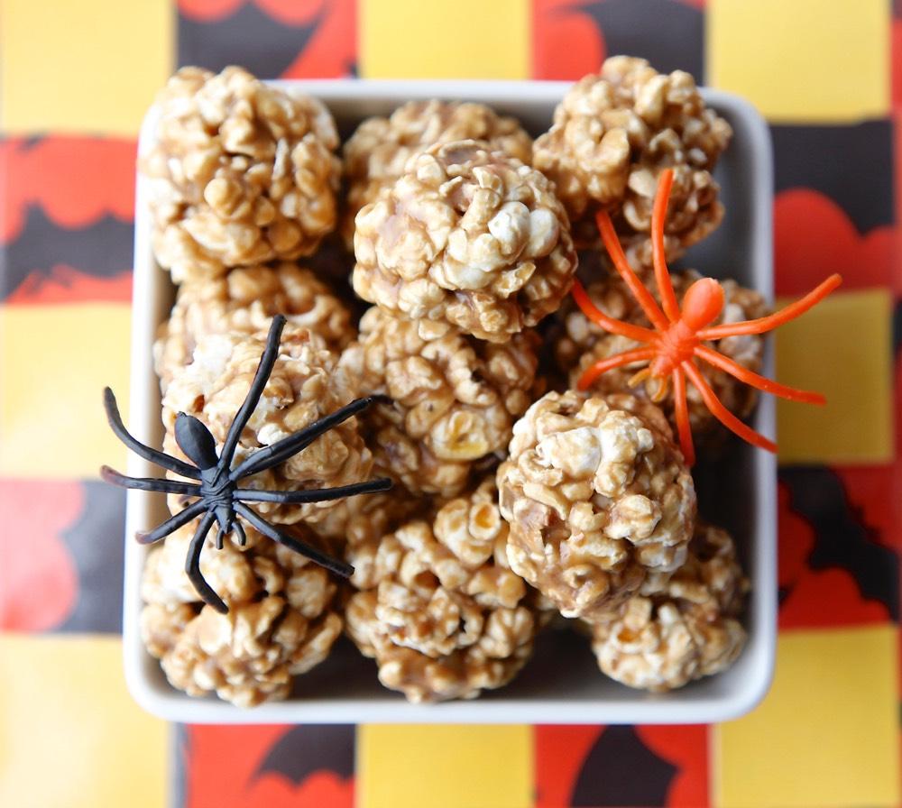 Popcorn Balls from Weelicious