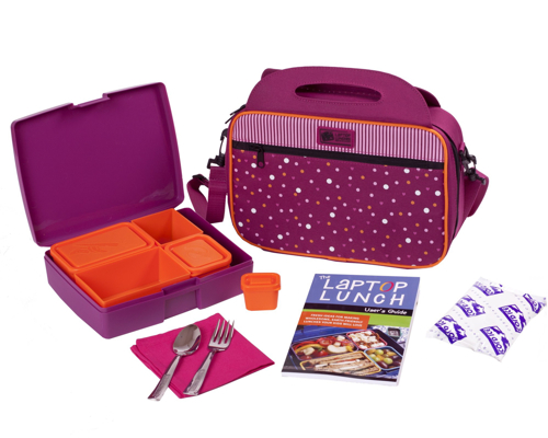 laptop lunch box giveaway weelicious. Black Bedroom Furniture Sets. Home Design Ideas