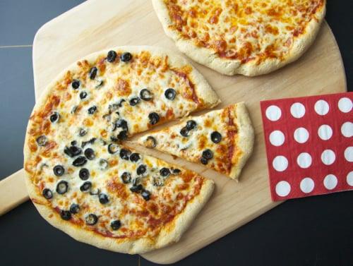 pizzeria pizza dough weelicious