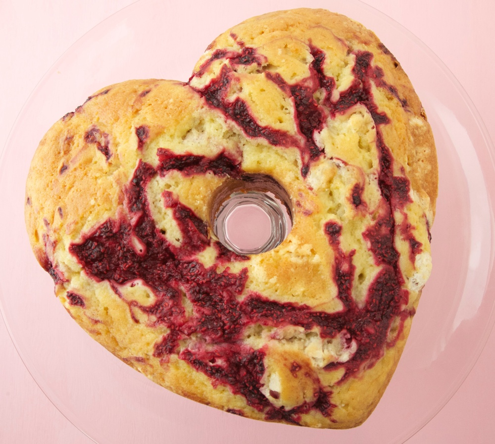 Pink Pound Cake 2