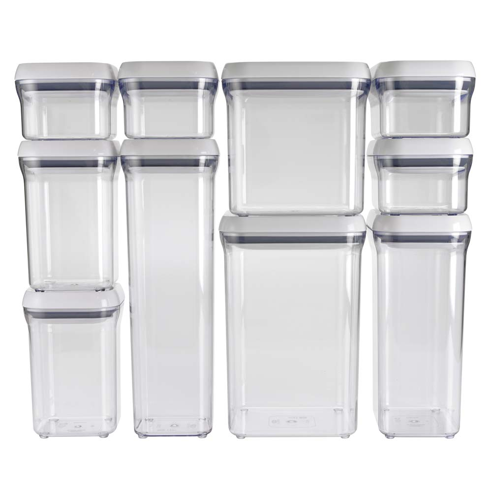 Three 10 Piece Oxo Pop Up Container Giveaway Weelicious