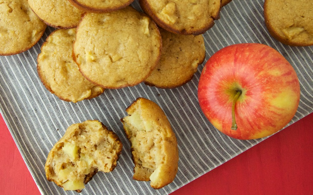 Apple Applesauce Muffins 2
