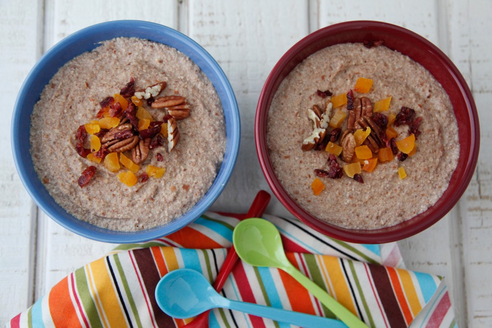 Gluten-Free Banana Porridge 2