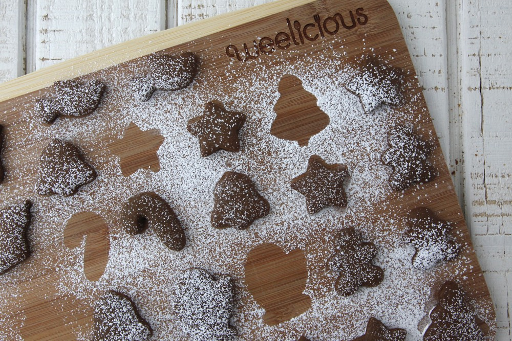 Soft And Sweet Molasses Roll Out Cookies