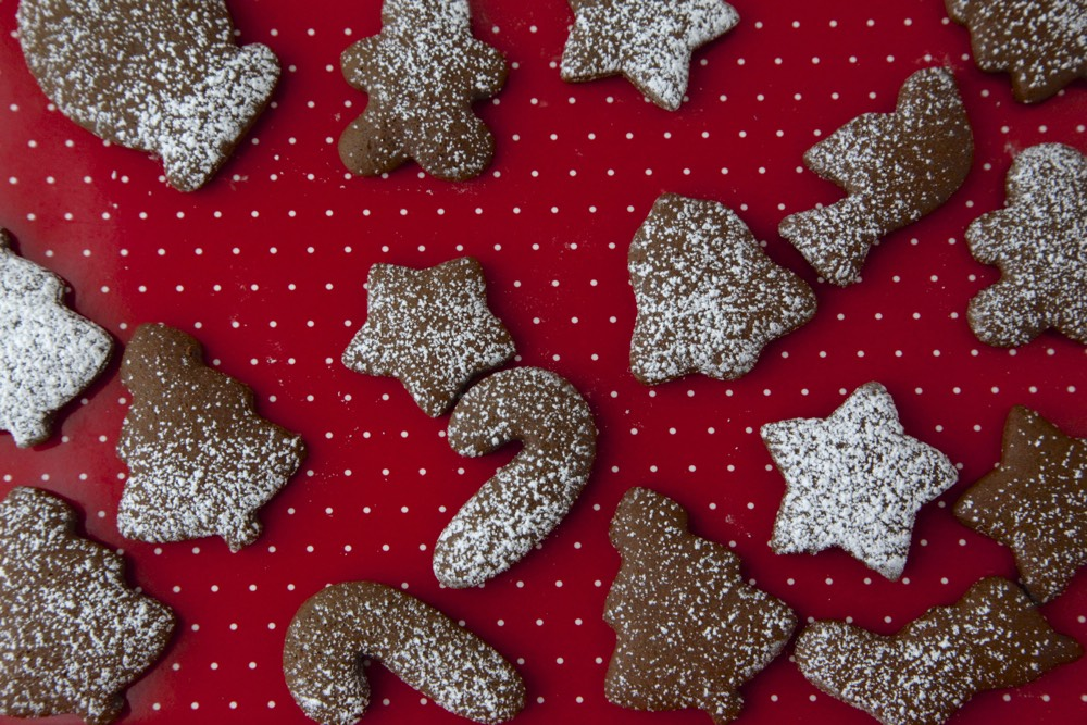 Molasses Roll Out Cookies 3