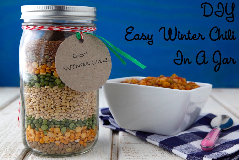 Easy Winter Chili In A Jar Weelicious