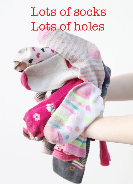 DIY Leg Warmers on Weelicious