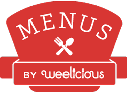 Weelicious Menus FREE 7-day trial