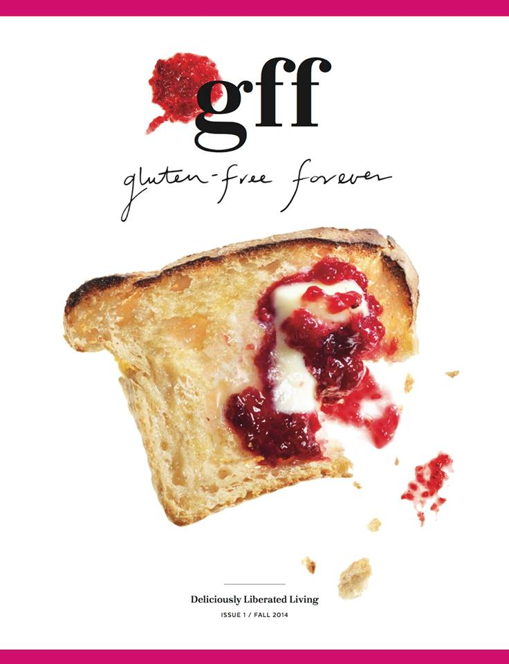 Gluten-Free Forever Magazine on Weelicious
