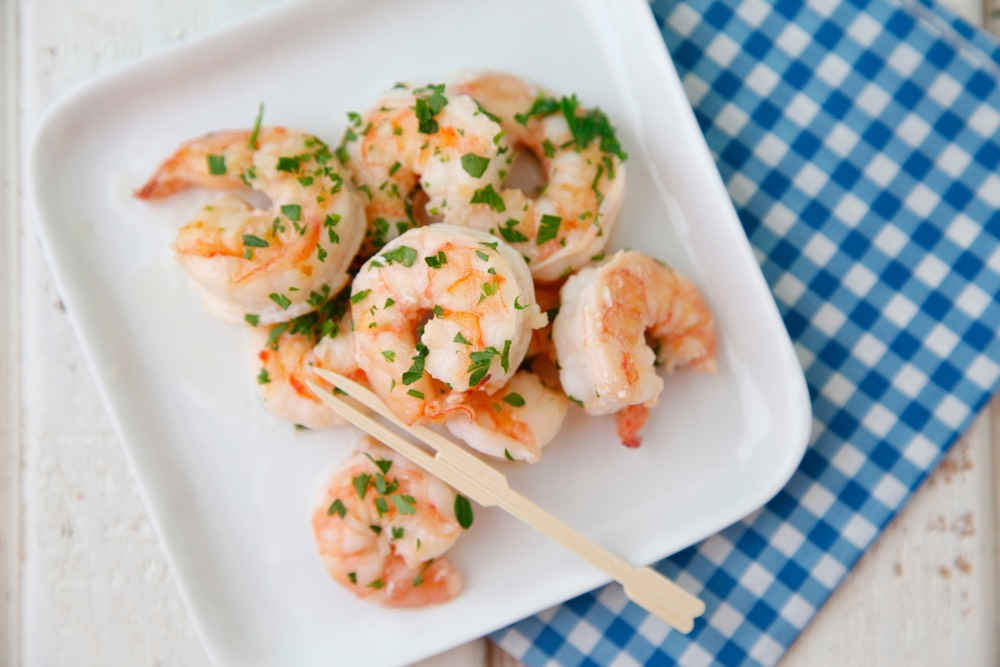 Shrimp Scampi from Weelicious
