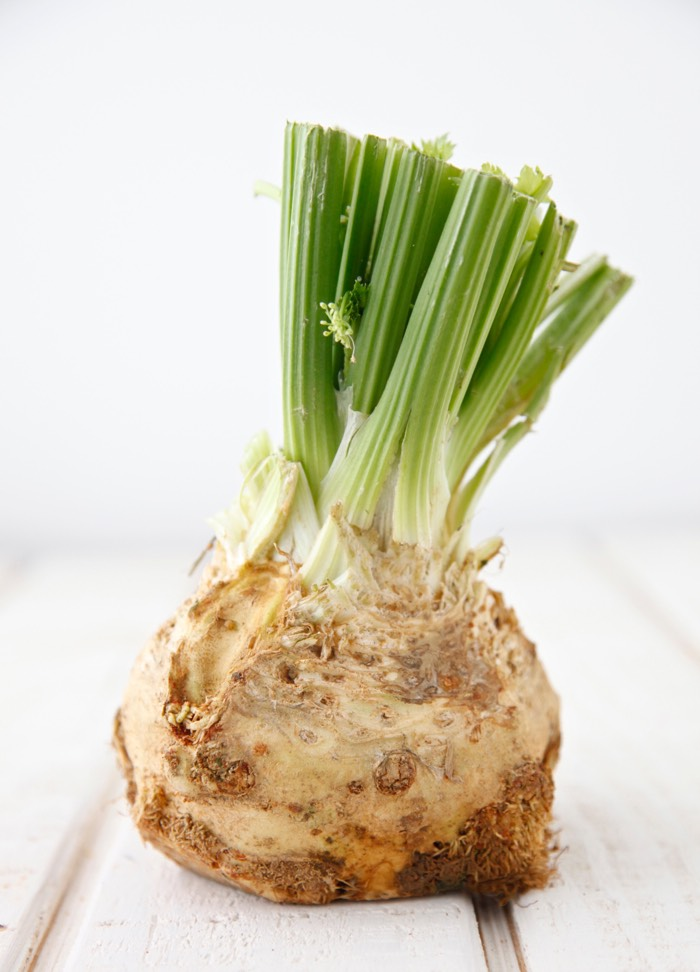 How to Prepare Celery Root video from Weelicious