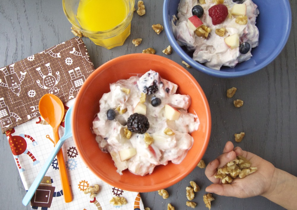 Brainy Breakfast video from Weelicious