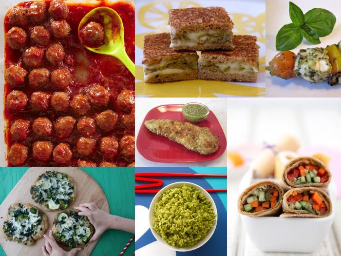 7 Pesto Recipes from Weelicious