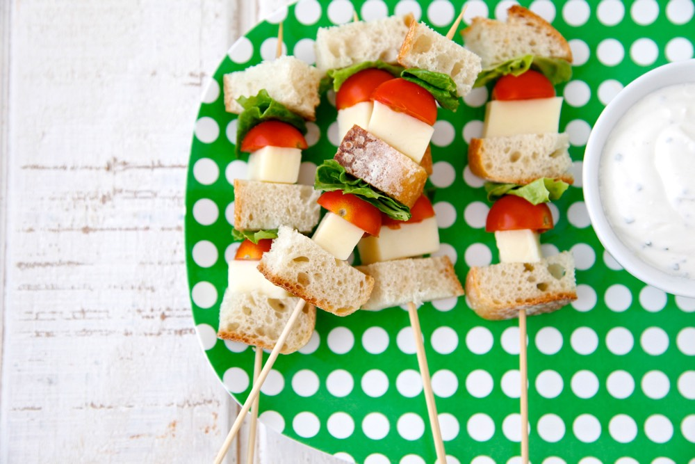 10 On-The-Go Summer Snacks for Kids