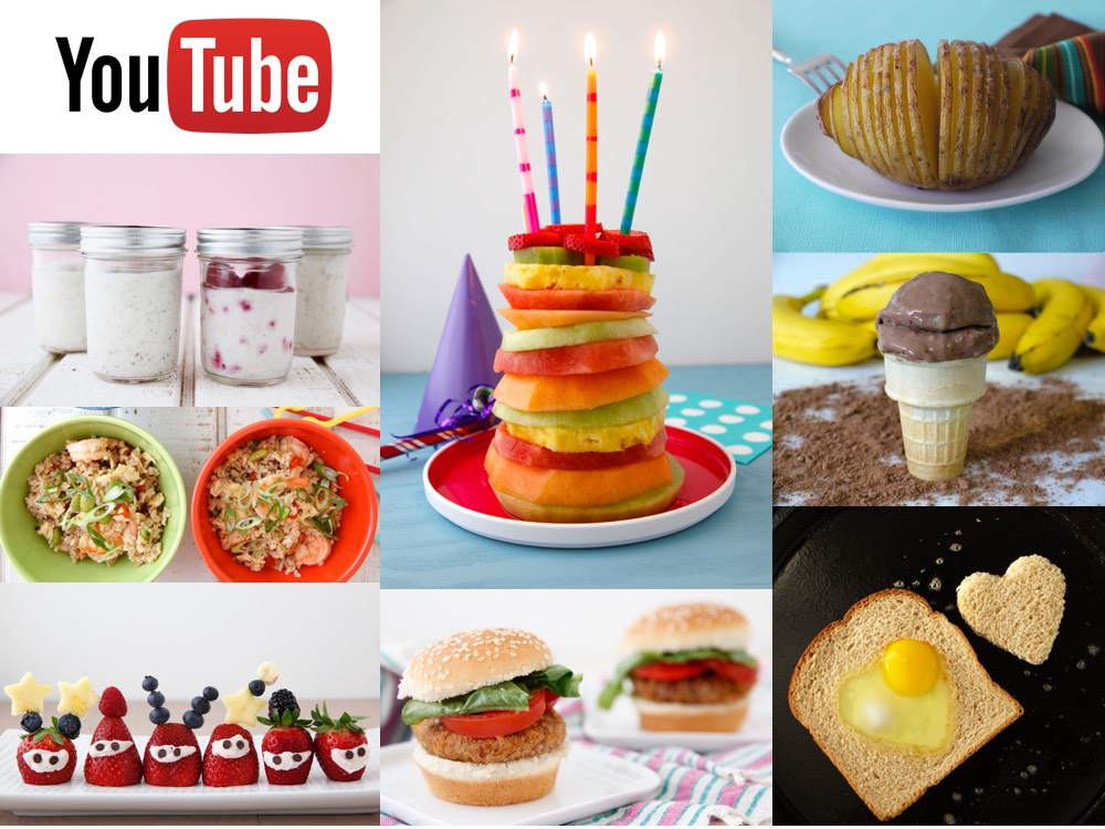 Check out Weelicious Cooking Videos on YouTube! | Weelicious