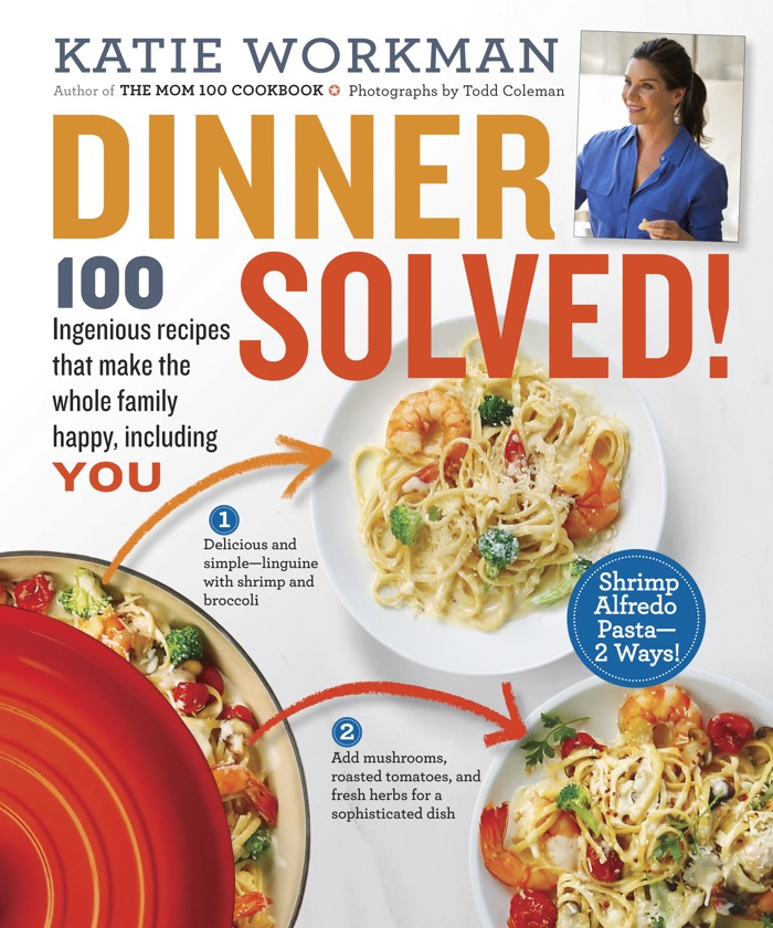 Dinner Solved cookbook giveaway from weelicious.com