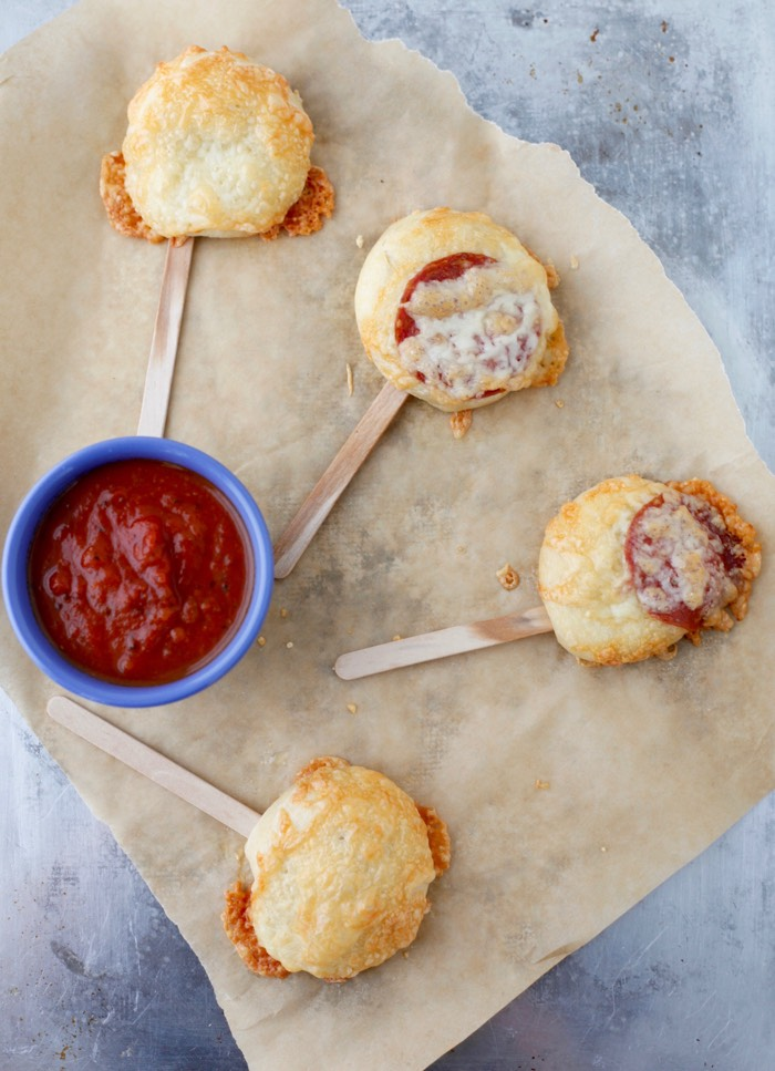 Pizza Lollipops video from weelicious.com