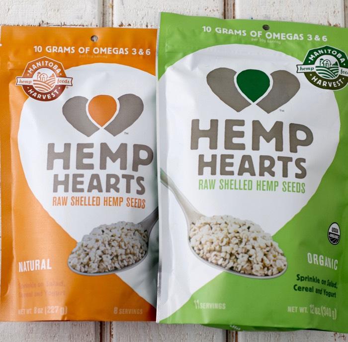 3 ways to use Hemp Hearts from weelicious.com