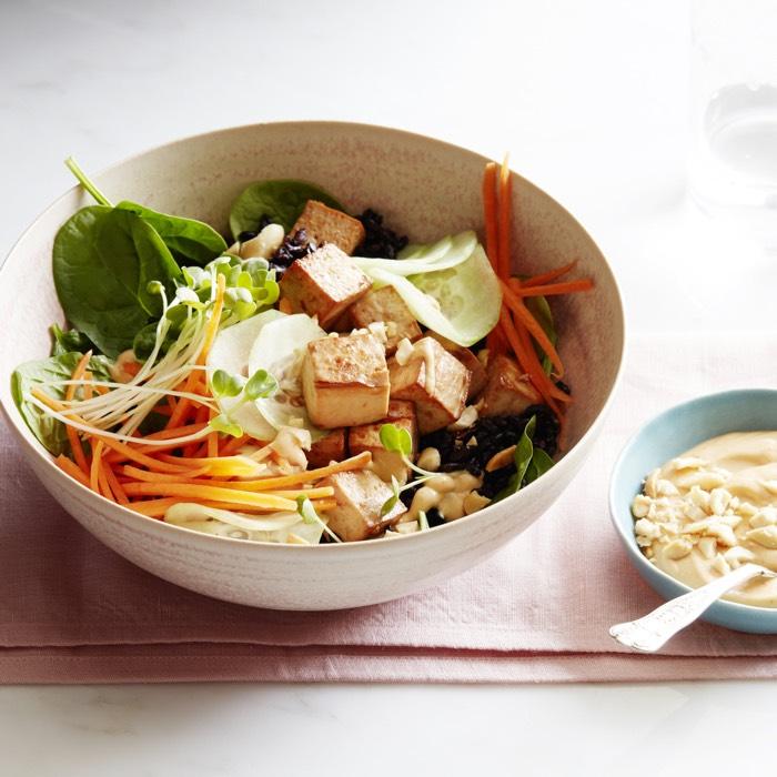 Forbidden Rice Bowl recipe from weelicious.com