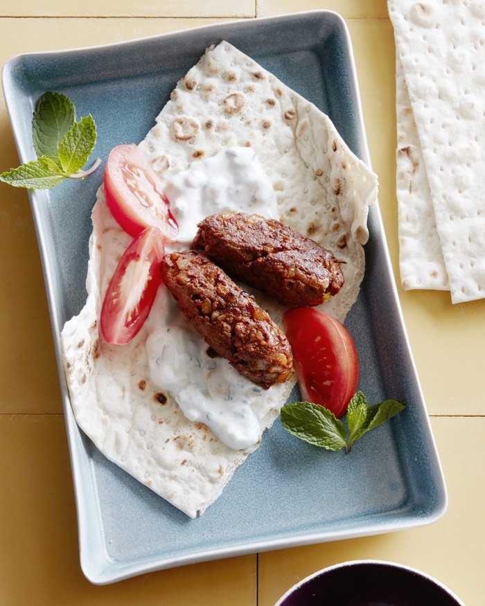 Beef Kofta recipe from weelicious.com