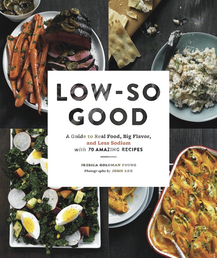 Low-So Good cookbook giveaway from weelicious.com