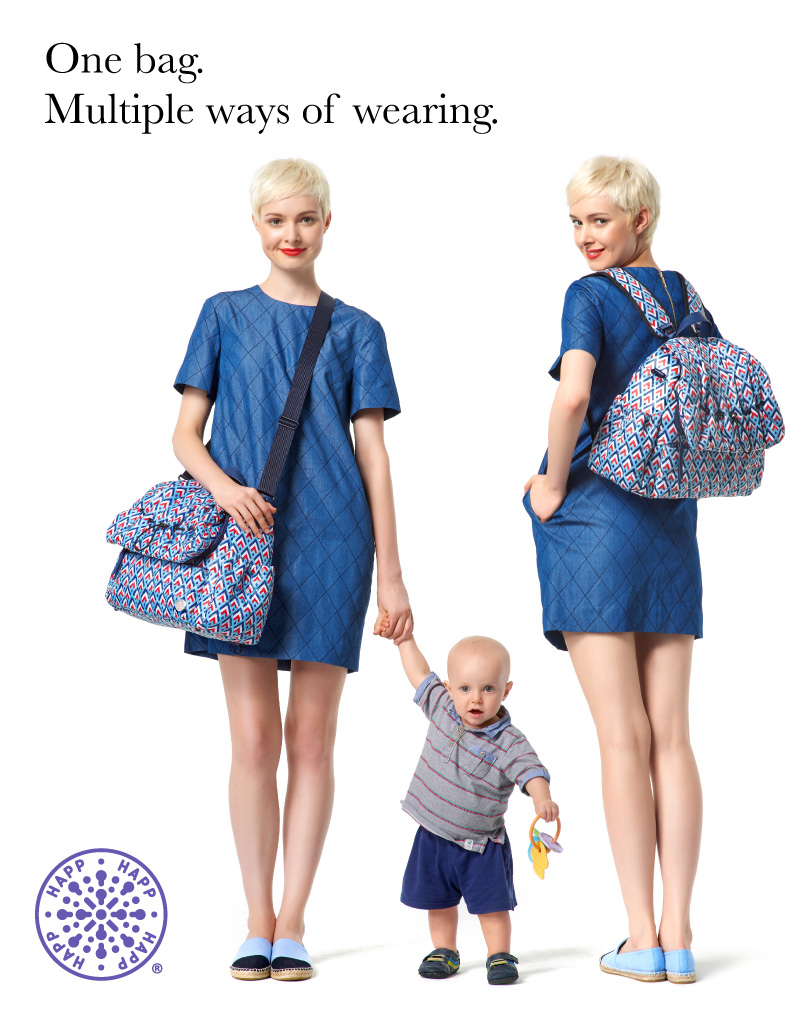 HAPP Diaper Bag Giveaway from weelicious.com