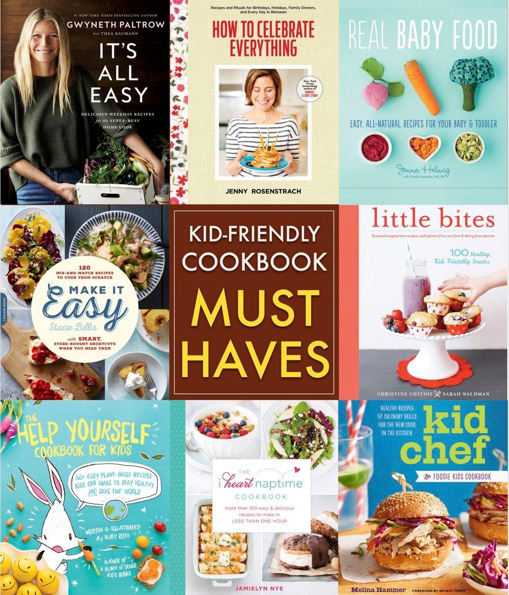 Kid Friendly Backyard Landscaping: Kid Friendly Cookbook Must Haves
