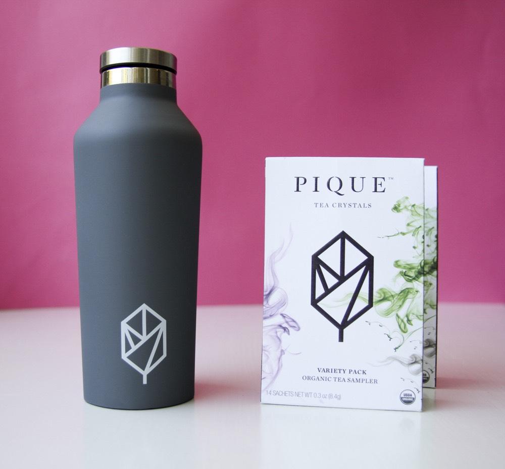 Pique Tea giveaway from weelicious.com