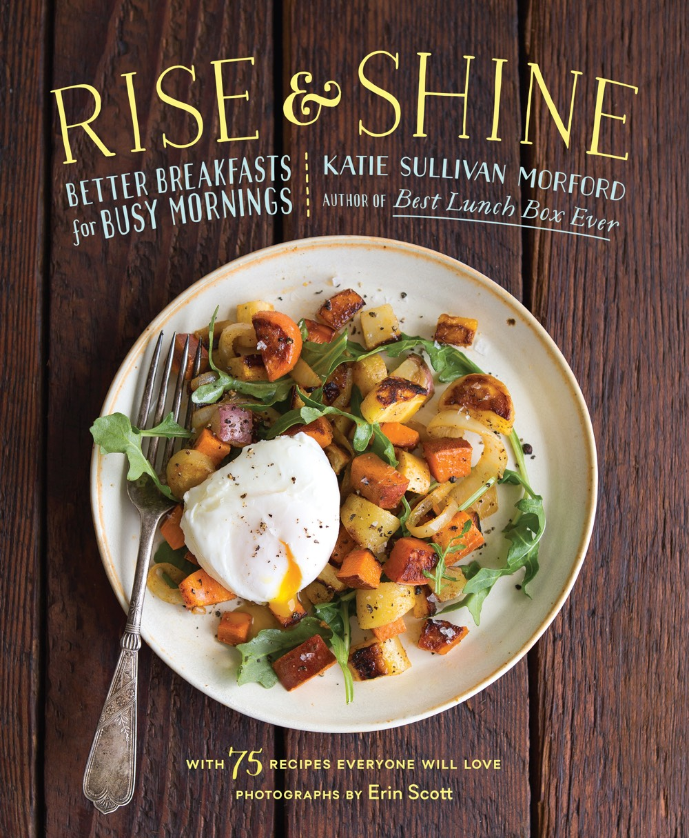 Rise and Shine Cookbook Giveaway from weelicious.com