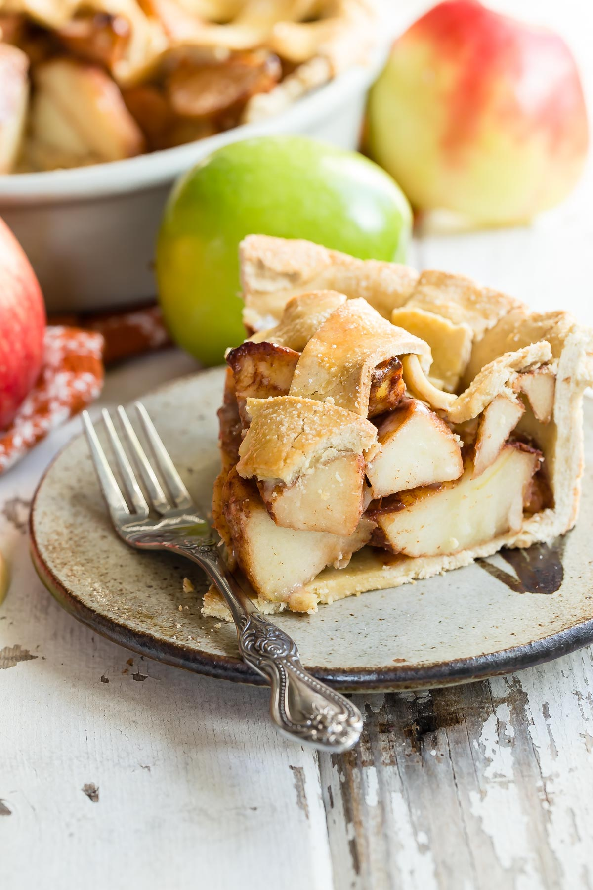 Gluten Free Apple Pie from weelicious.com