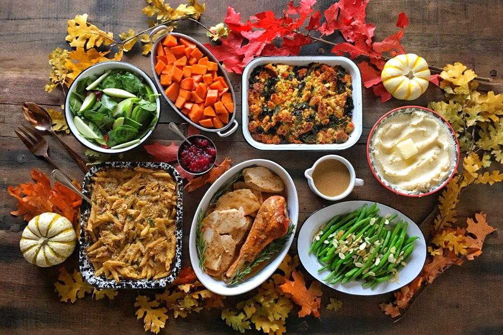 One Potato Thanksgiving from weelicious.com