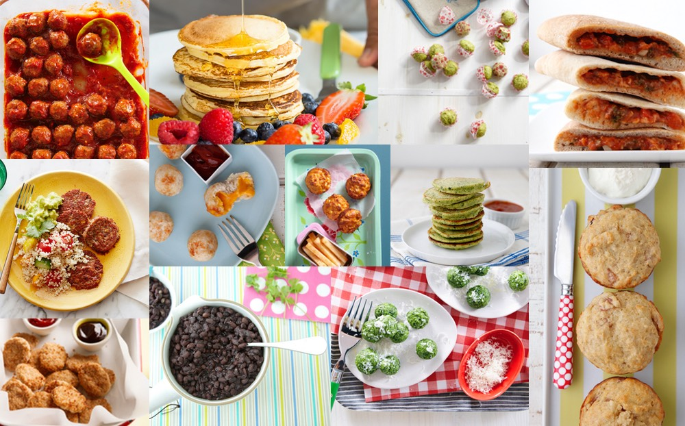 15 Freezable Toddler Meals from weelicious.com
